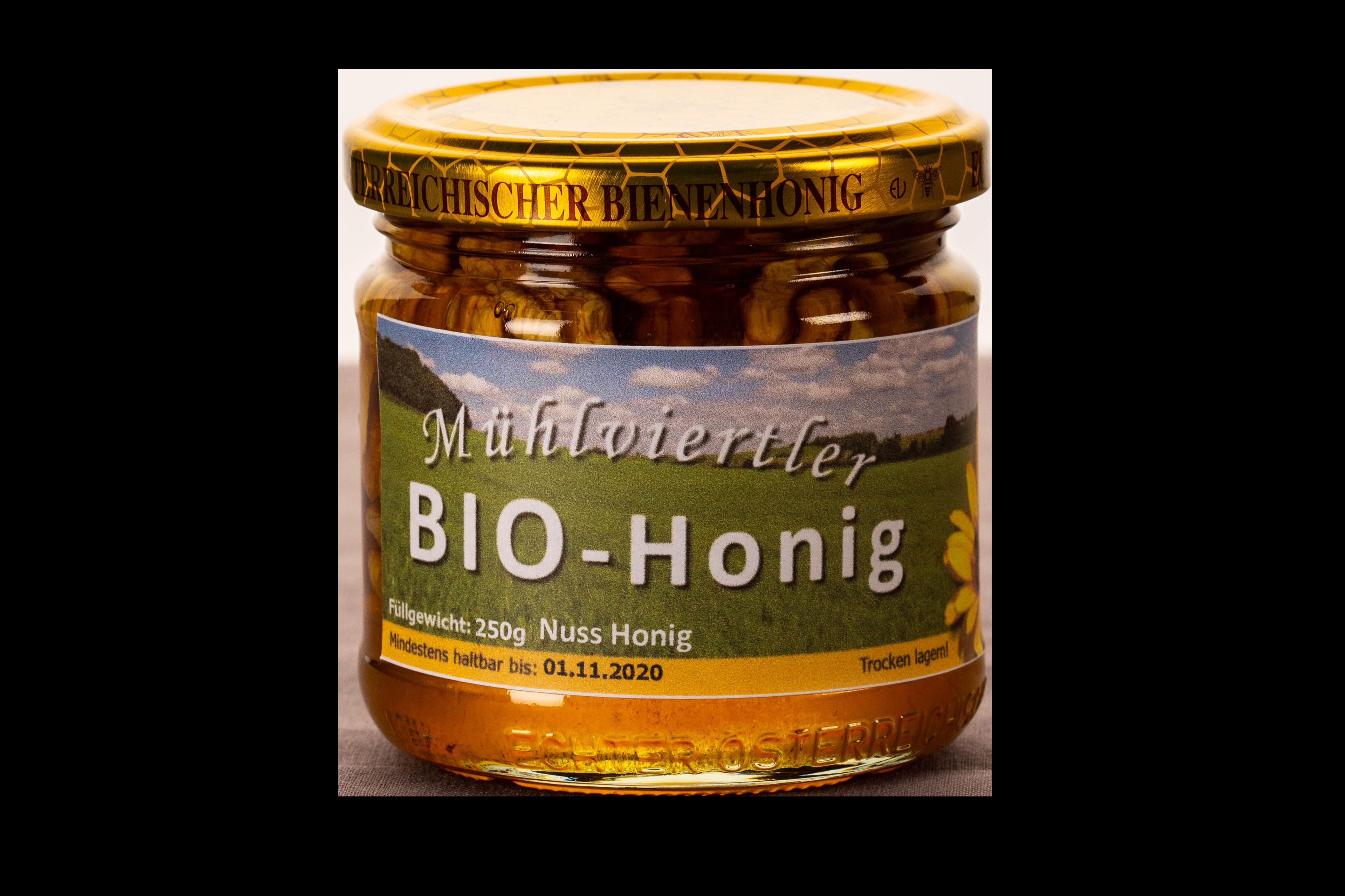 Walnüsse Mit Honig